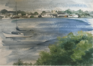 Spring on Harbor