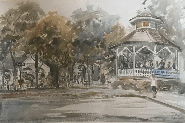 Cape May Gazebo