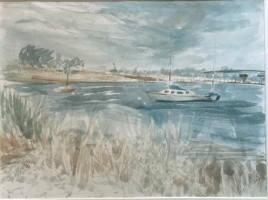 Spring Harbor Grass
